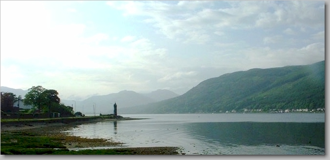Holy Loch, Scotland  July 2003