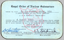 Royal Order of Nuclear Submariners - image