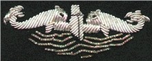 U.S. silver bullion embroidered dolphins - image