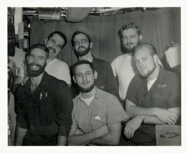 Six Edison Gold Missile Techs 1963